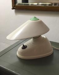 lampada anni '50 in bachelite