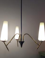 lampadario Stilnovo