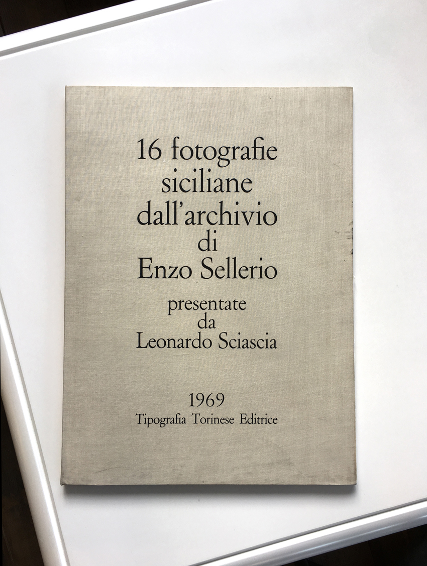 enzo sellerio, vintage photo