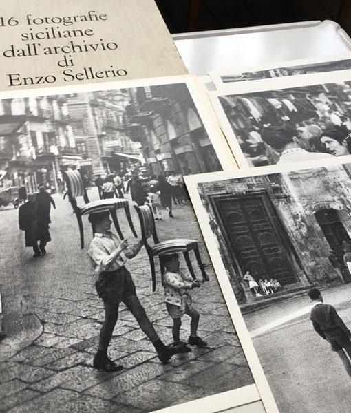 Foto Enzo Sellerio 1969 Bobeche Ancona