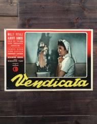Vendicata film drammatico 1955 fotobusta