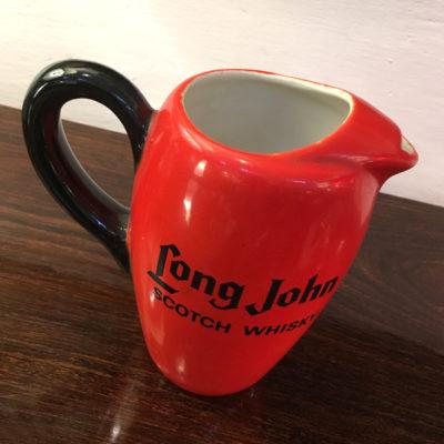 caraffa pubblicitaria Long John