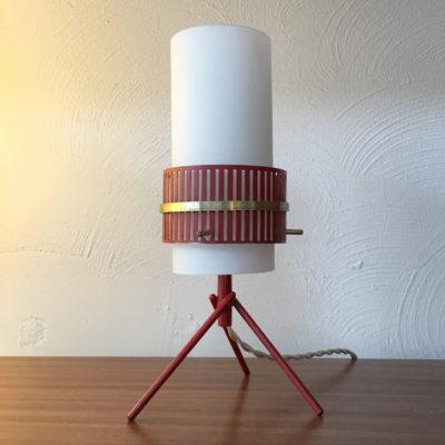 Lampada da tavolo anni '50