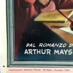 locandina cinema Disperata ricerca 1952