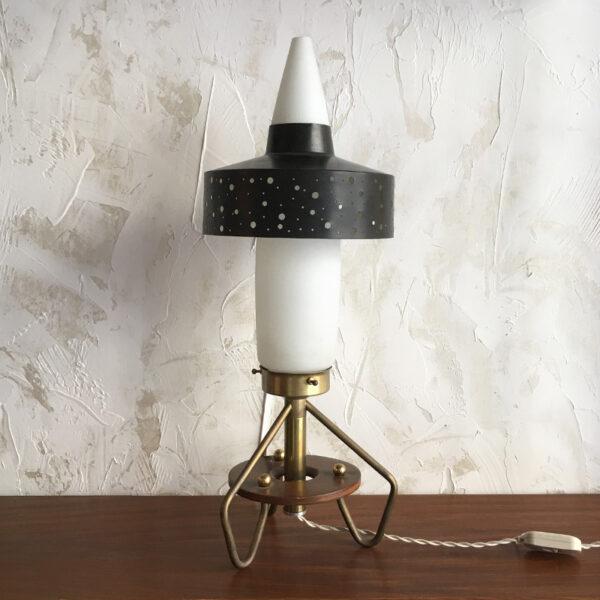 lampada space age vintage