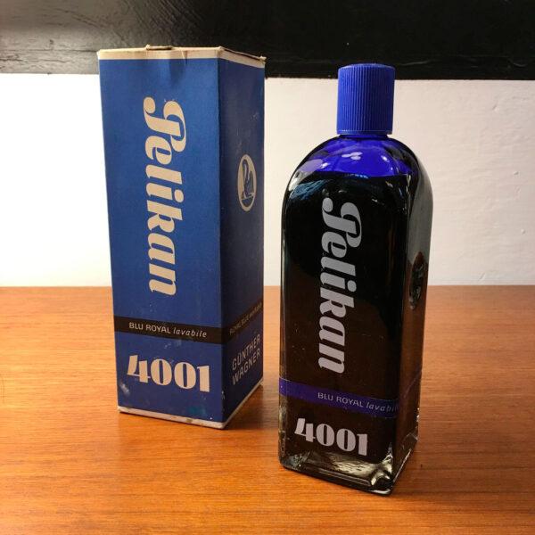 bottiglia inchiostro Pelikan 4001