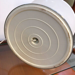 lampada space age a fungo vintage Bobechelampada space age a fungo vintage Bobeche