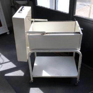 schedario industriale vintage