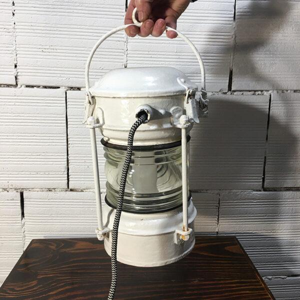 lampada navale modernariato