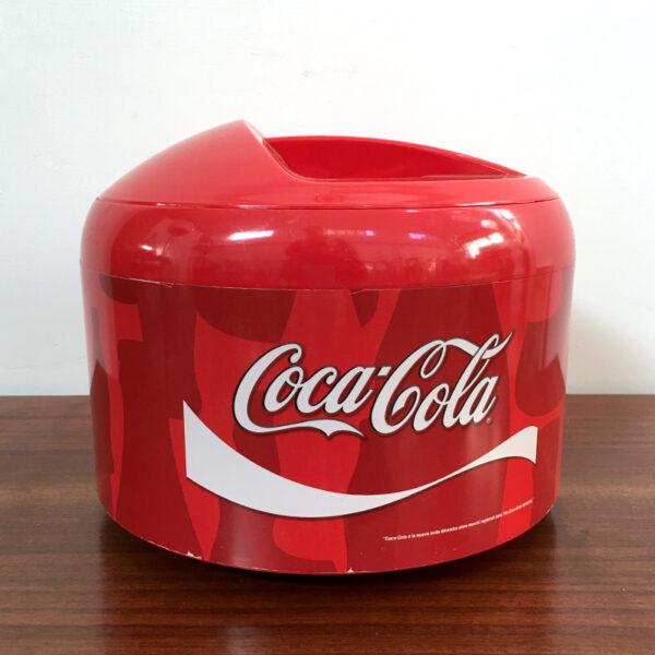 portaghiaccio coca cola vintage
