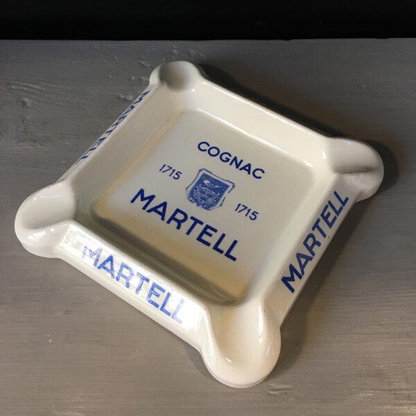 posacenere Cognac Martell Sarreguemines