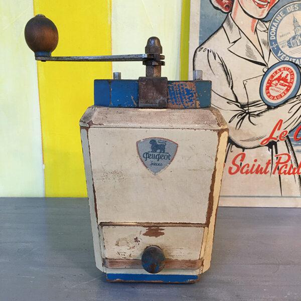 macinino da caffè Peugeot vintage