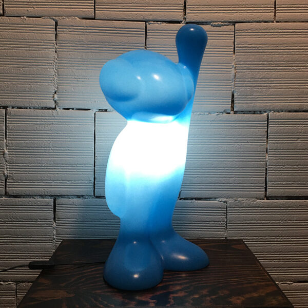 Alessi Super G lamp