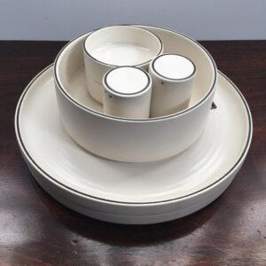 ceramica Franco Pozzi italian vintage design