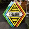insegna Renault anni '50 vintage